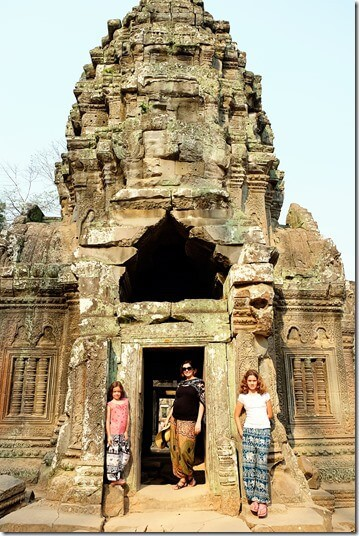 Travelling to Cambodia