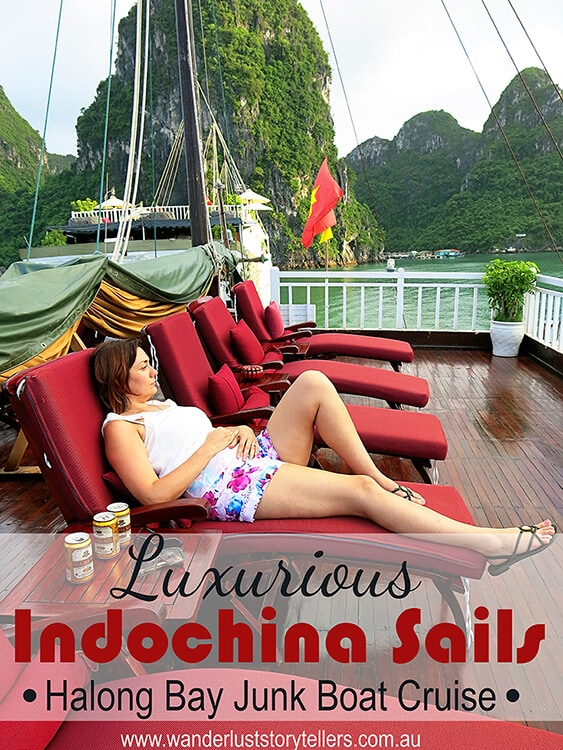 Halong Bay Indochina Sails Junk Cruise