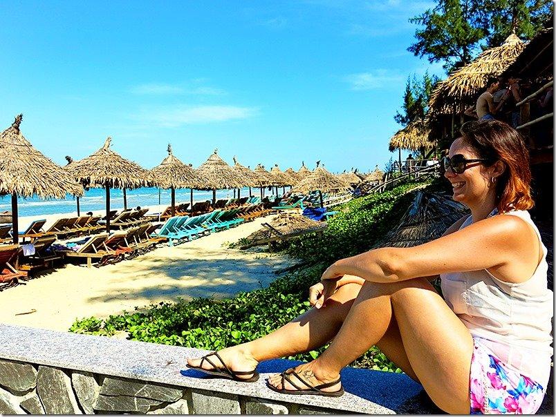 Hoi An Beach by Wanderlust storytellers - An Bang Beach
