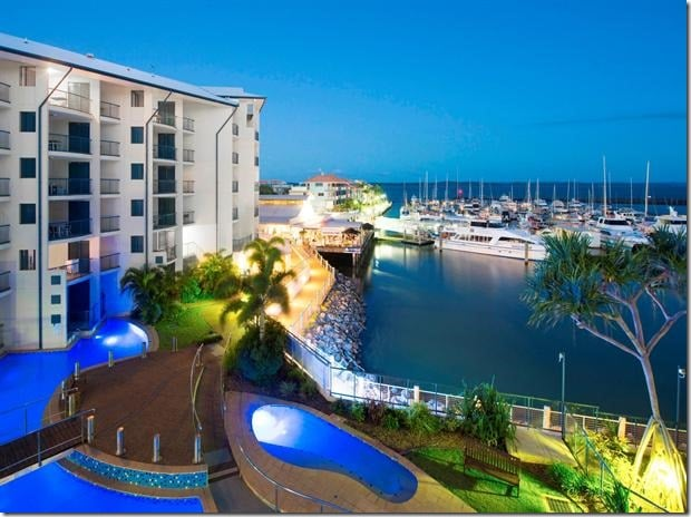 Mantra Hervey Bay - Hervey Bay Luxury Accommodation