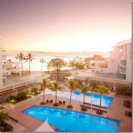 Oceans Resort & Spa - Hervey Bay Luxury Accommodation