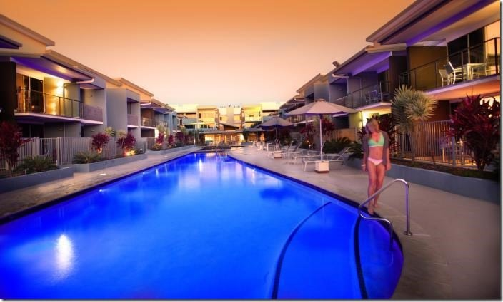 Ramada Resort Hervay Bay- Hervey Bay Luxury Accommodation