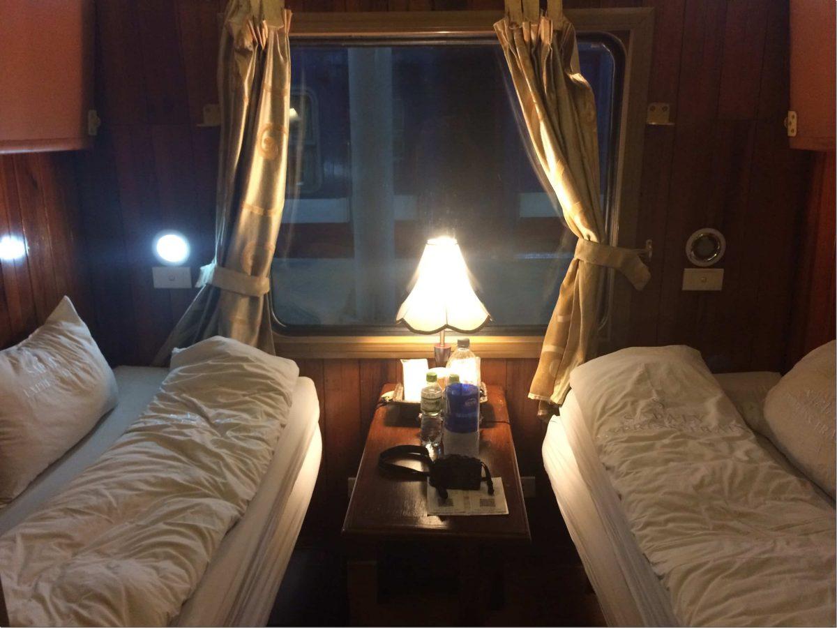 Sapaly Express Vietnam - Train from Hanoi to Sapa