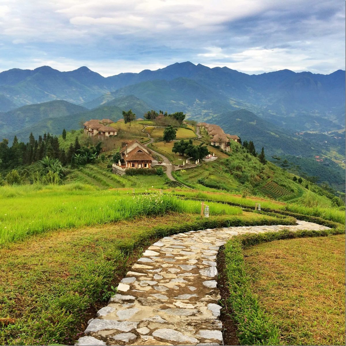Where to Stay in VietnamTopas Eco Lodge Sapa Valley