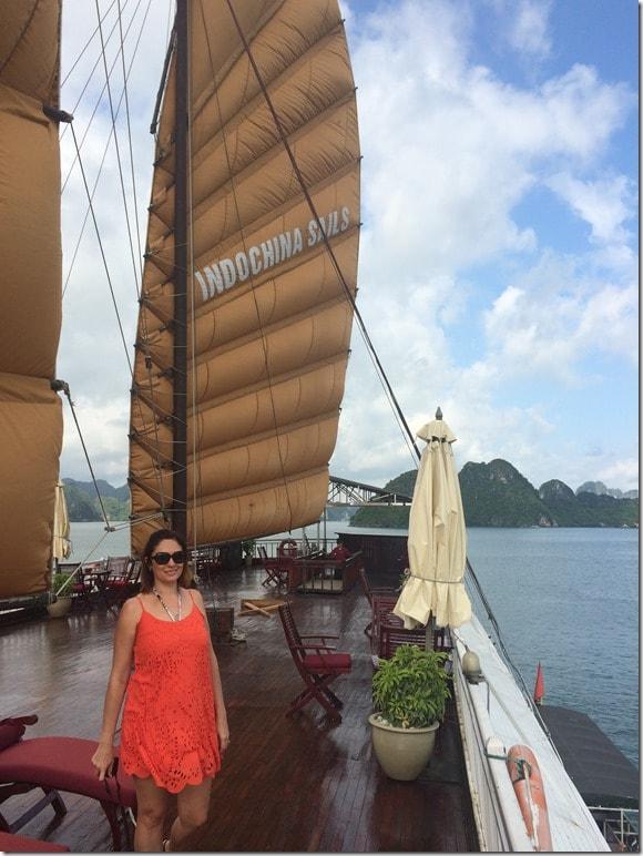 Halong Bay Vietnam - Indochina Sails