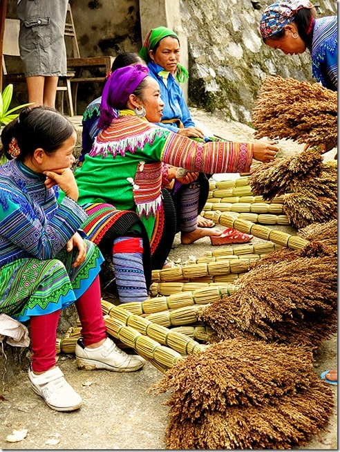 Bac Ha Markets Sapa