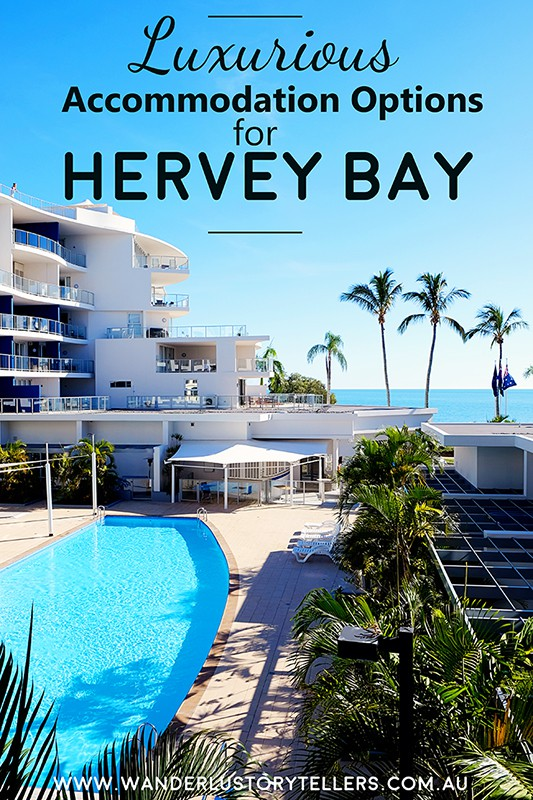 Hervey Bay Luxury Accommodation Options for a Perfect Hervey Bay Holiday Queensland