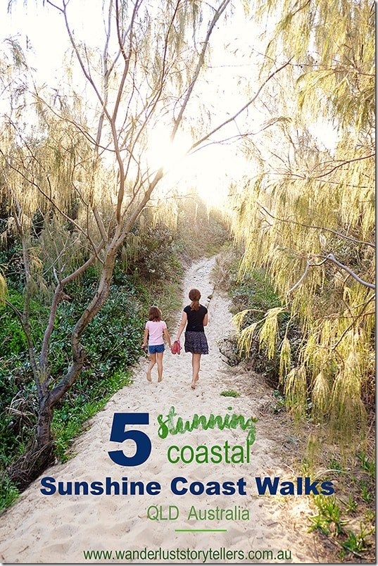 Stunning Coastal Sunshine Coast Walks