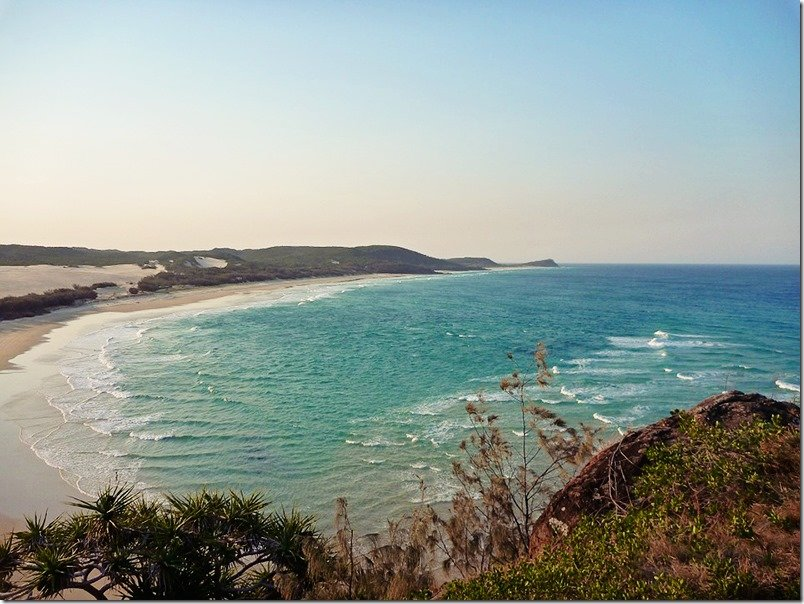 Brisbane to Cairns Road Trip Itinerary | Brisbane to Fraser Island