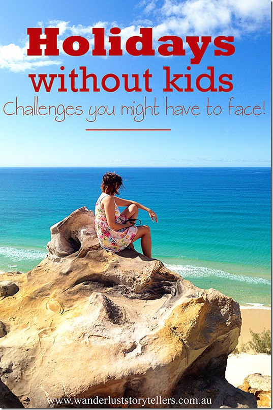 Challenges you might face as parents on your no-kids holidays