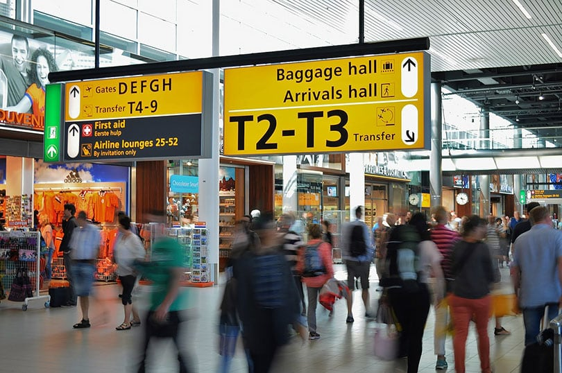 Airport Survival Guide & Tips for Families
