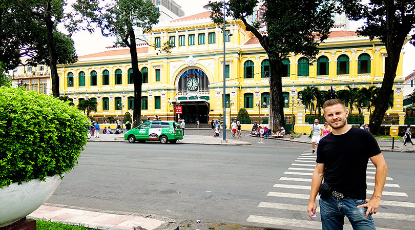 Top 5 Memorable Ho Chi Minh City Attractions!