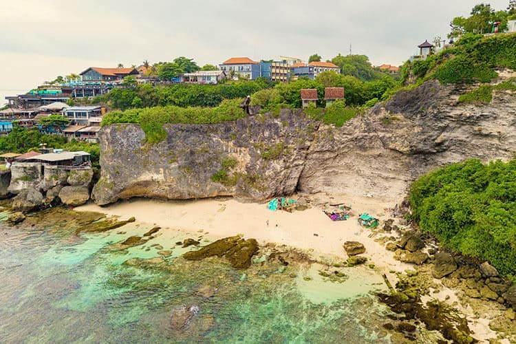 Best things to do in South Bali - Suluban Cave and Beach