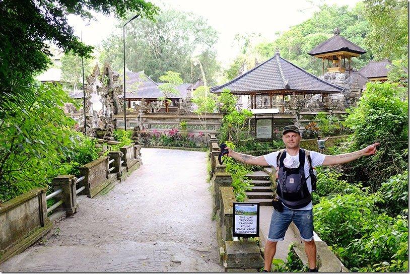 Gunung Lebah Temple in Ubud