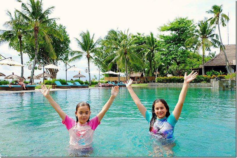 Jimbaran Puri Bali Infinity Pool