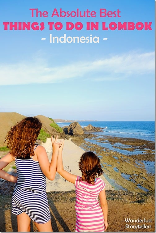 The Absolute Best Things to do in Lombok Island, Indonesia!