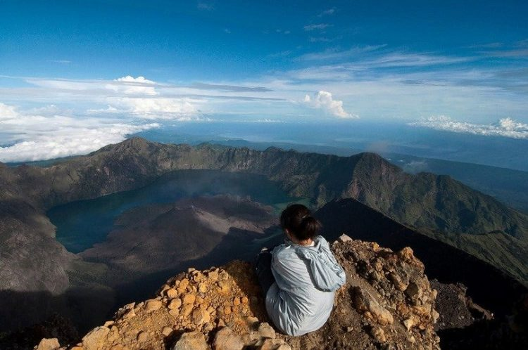 Top things to do in Lombok:Mount Rinjani