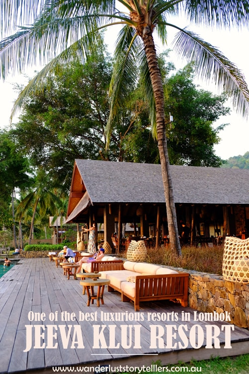 Luxurious Lombok Accommodation at Jeeva Klui Resorts, Senggigi
