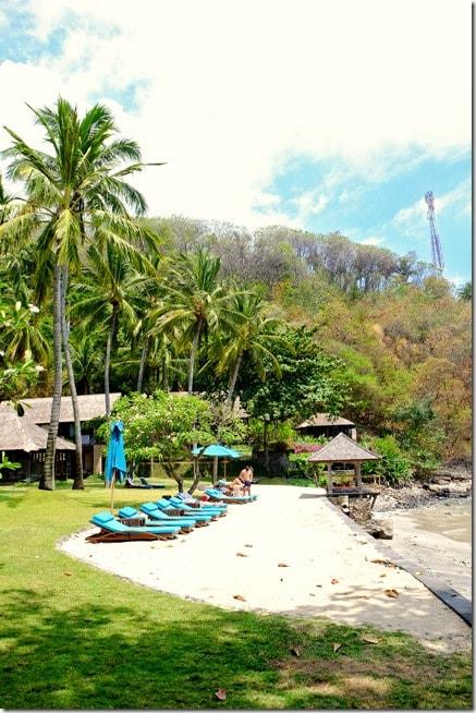Private Beach Lombok - Jeeva Klui