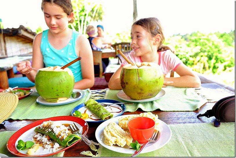 Sari Organic Restaurant Ubud