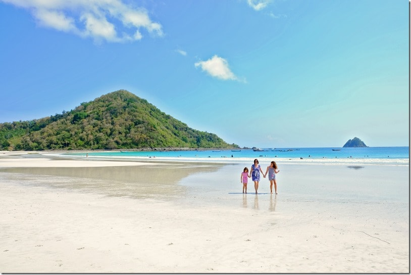 Selong Belanak Beach Lombok