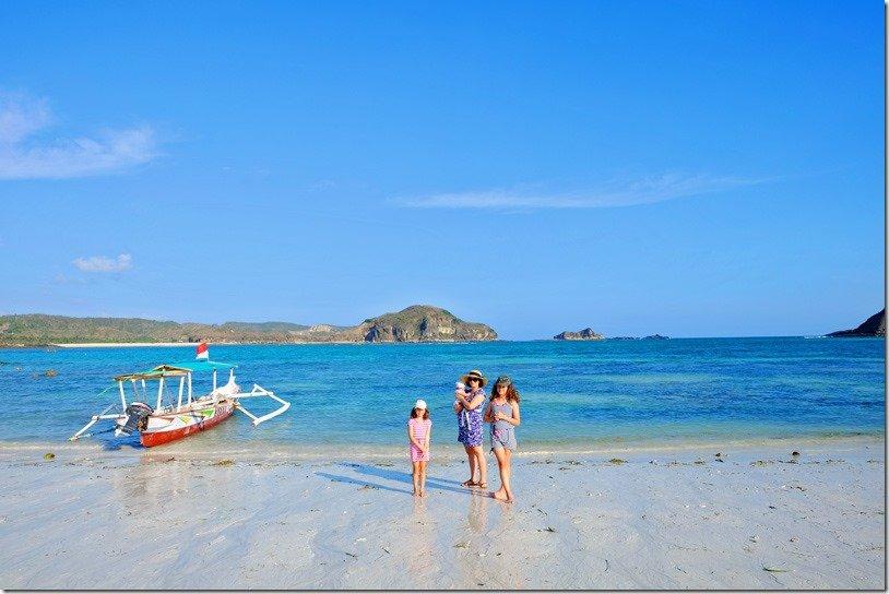 Tanjung A'an Bay Lombok