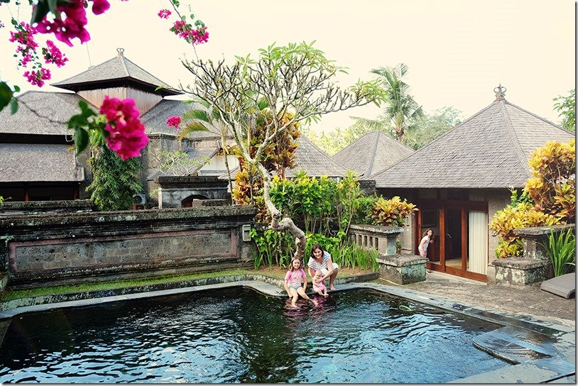 Ubud Villa with Private Pool