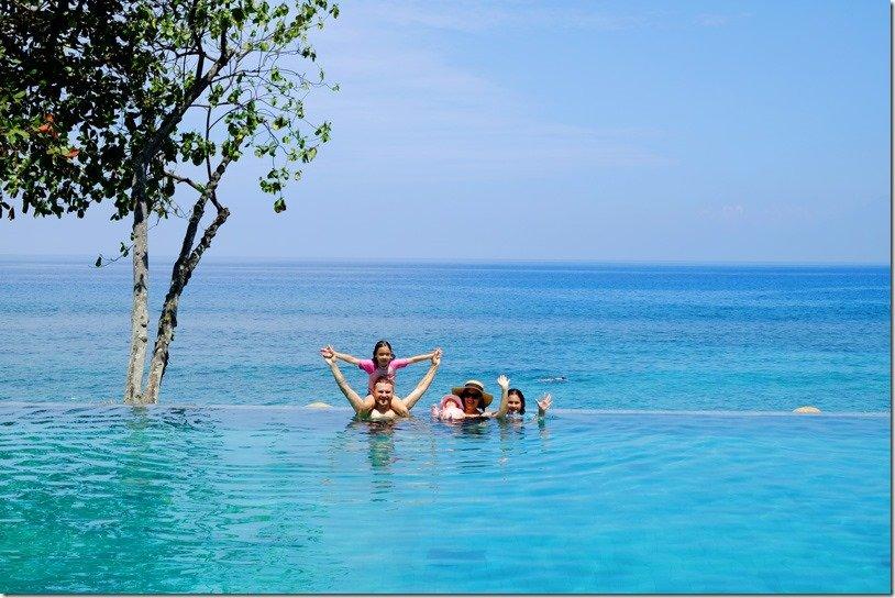 lombok family resorts: Jeeva Klui