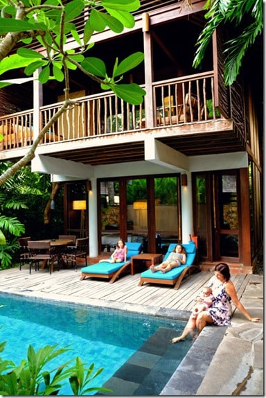 lombok family villas