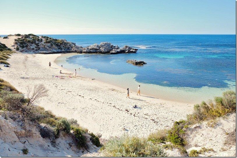 Beaches on Rottnest Island - Fays Bay