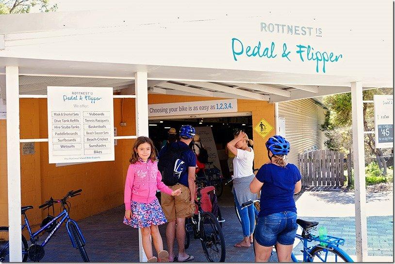 Bike Hire on Rottnest Island
