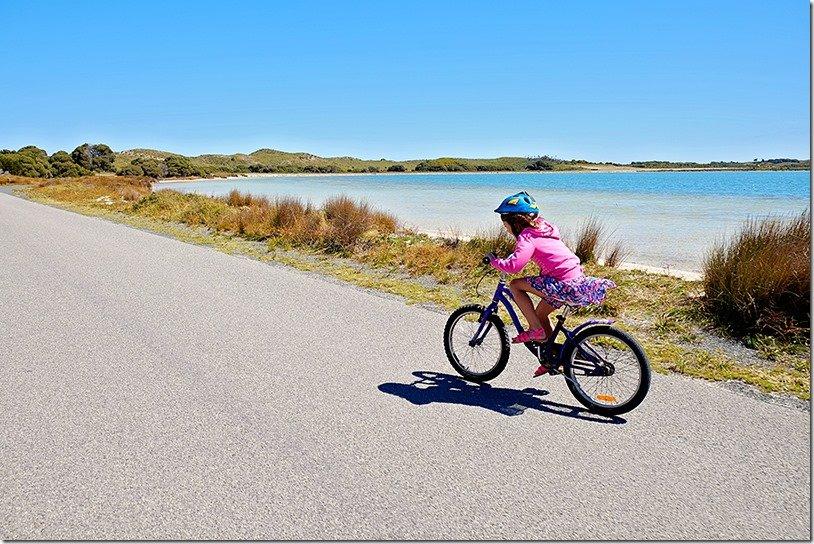 Hire a Bicycle on Rottnest Island WA