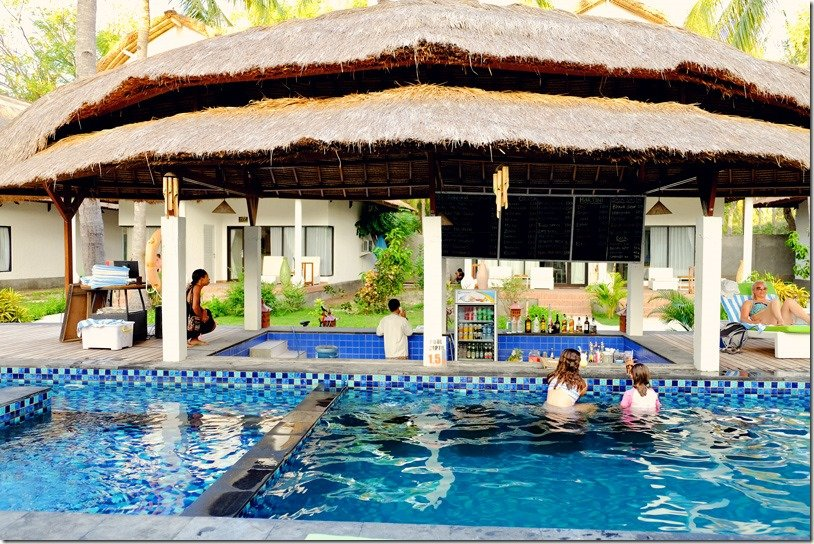 Gili Trawangan Island Accommodation