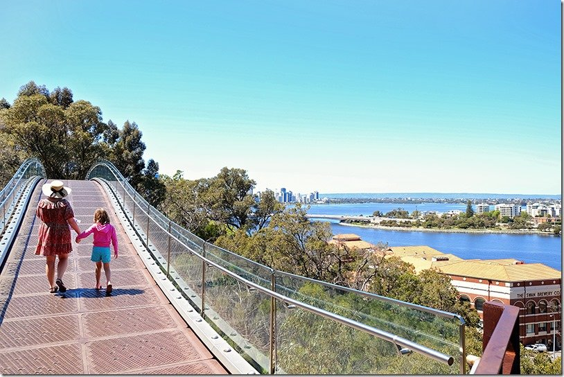 Kings Park Botanical Gardens Perth