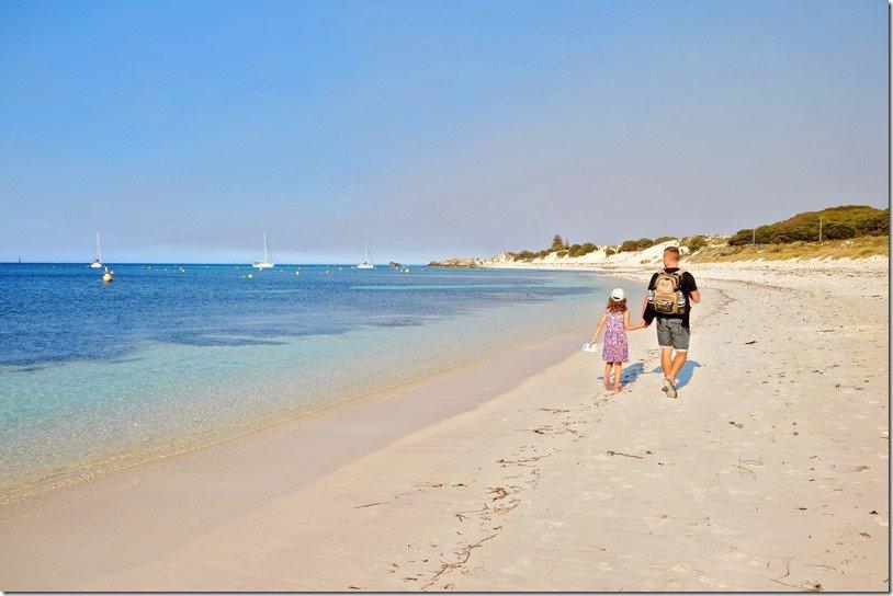 Longreach Bay Rottnest Island