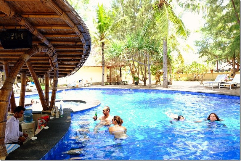 Gili Island Indonesia Accommodation