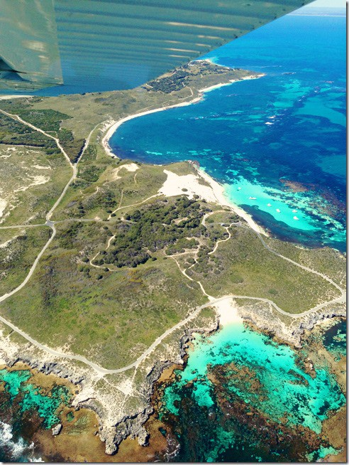 Pictures of Rottnest Island WA Australia