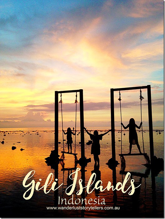 What to do in Gili Trawangan Island