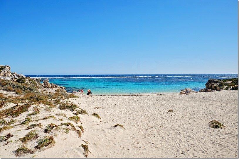 Rottnest Island Beaches - Little Salmon Bay