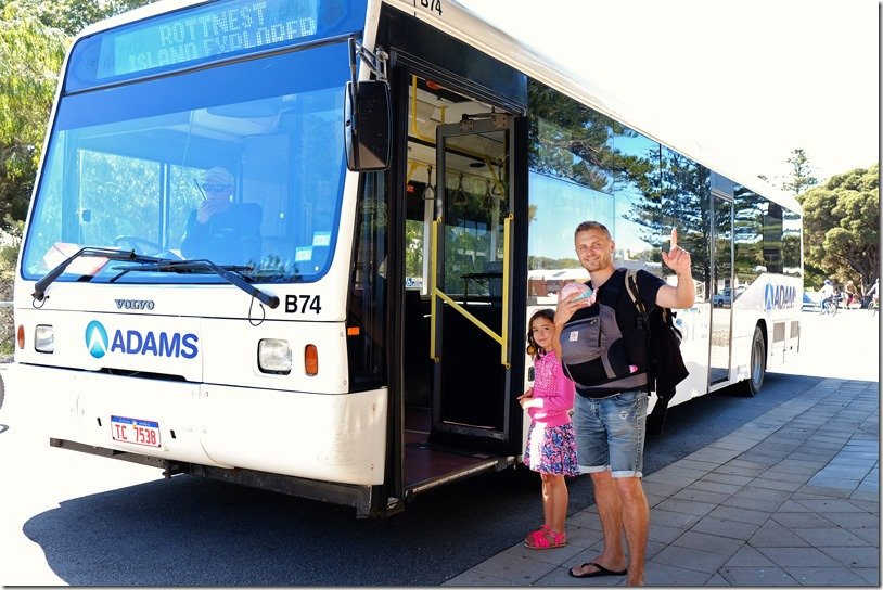 Rottnest Island Bus