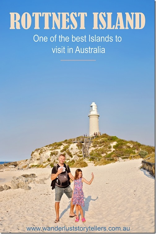 One of the best Islands to visit in Australia | What to do at Rottnest Island WA