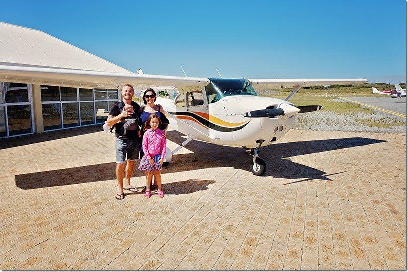 Scenic Flight over Rottnest Island