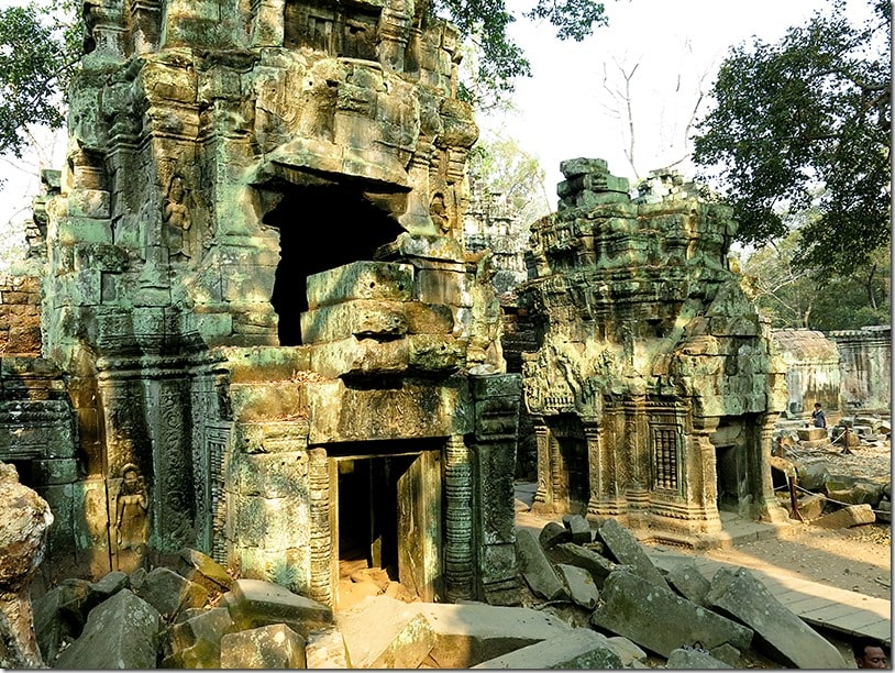 tomb raider temple Cambodia