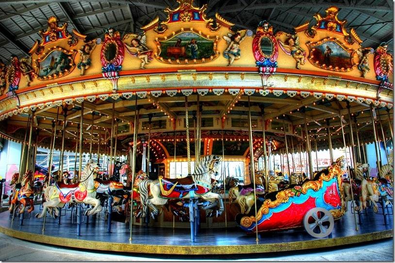Melbourne Theme Parks - Luna Park