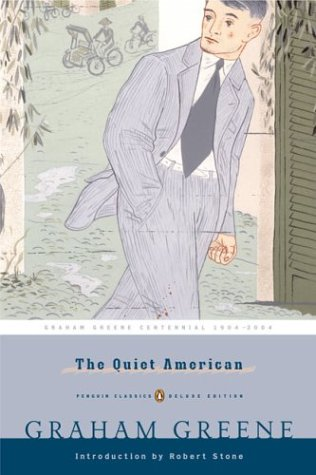 The Quiet American by Graham Greene fiction books set in vietnam top vietnam books