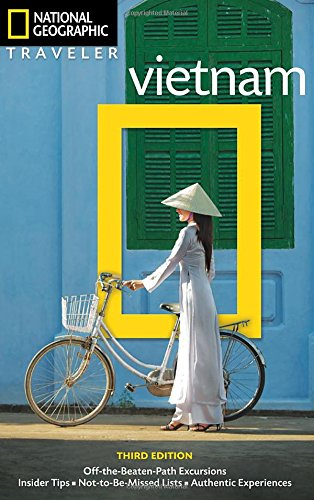 National Geographic Traveler: Vietnam, 3rd Edition vietnam books nonfiction