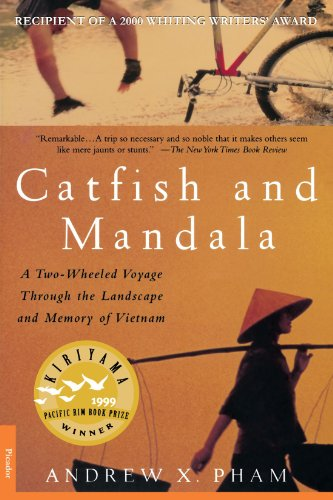 Catfish and Mandala by Andrew X. Pham best vietnam books books on vietnam