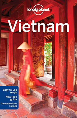 Lonely Planet Vietnam (Travel Guide) vietnam travel guide book