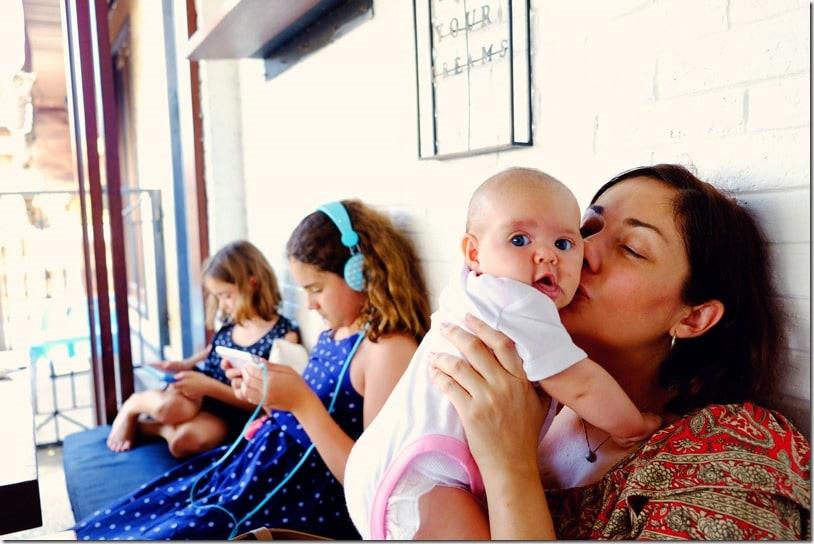 Little Baby Girl 3 Months