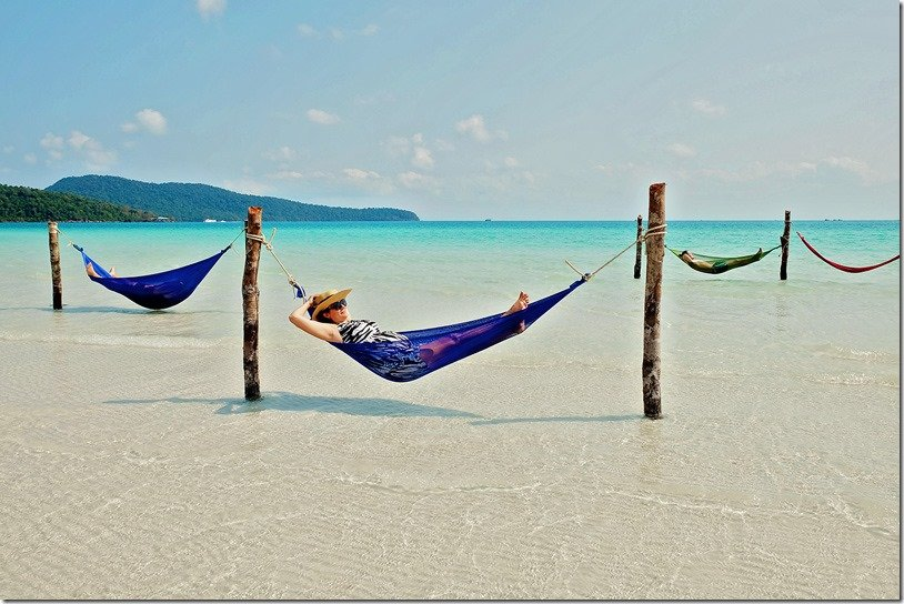 Koh Rong Samloem Cambodia - Ocean Hammocks